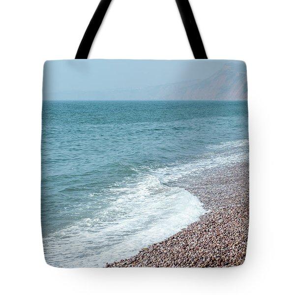 Budleigh Seascape II Tote Bag