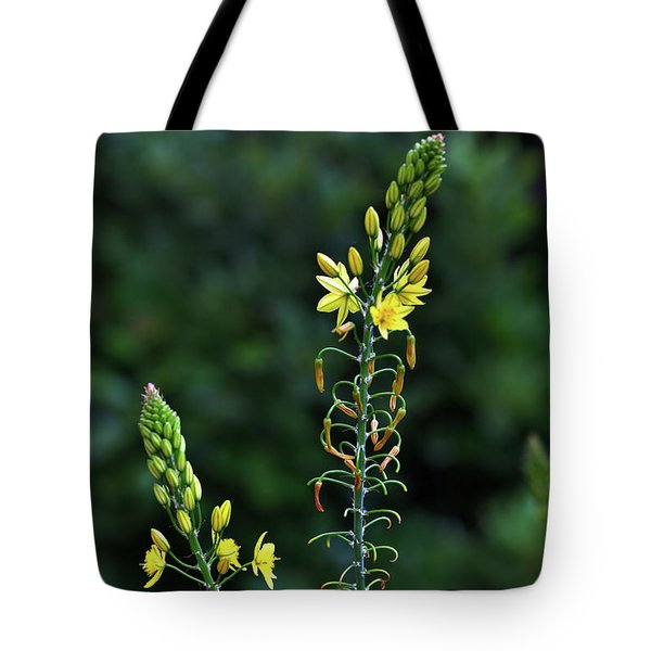 Buds A Bloomin' Tote Bag