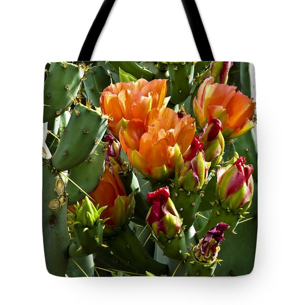 Buds N Blossoms Tote Bag