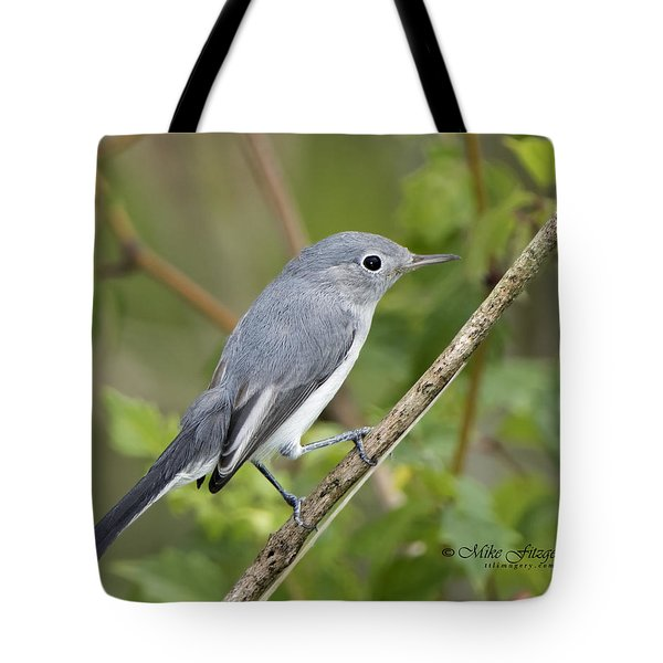 Bue And The Gray Tote Bag