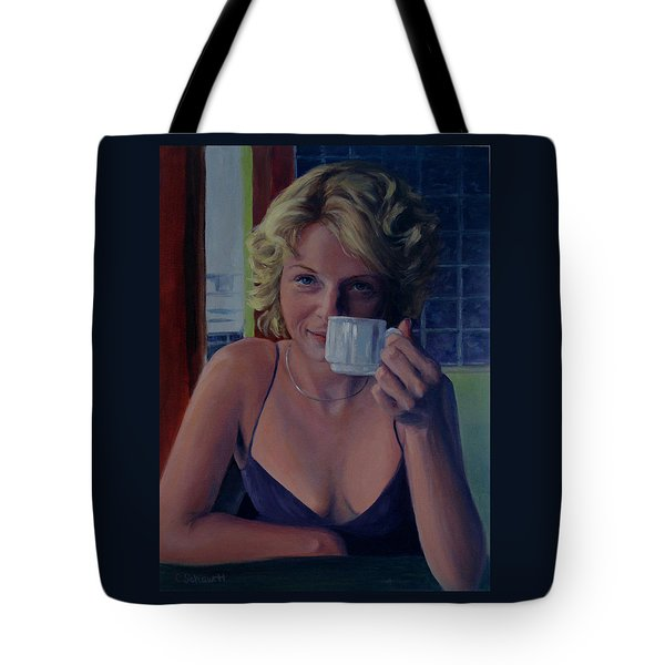 Buenos Aires Two In Transition Tote Bag by Connie Schaertl