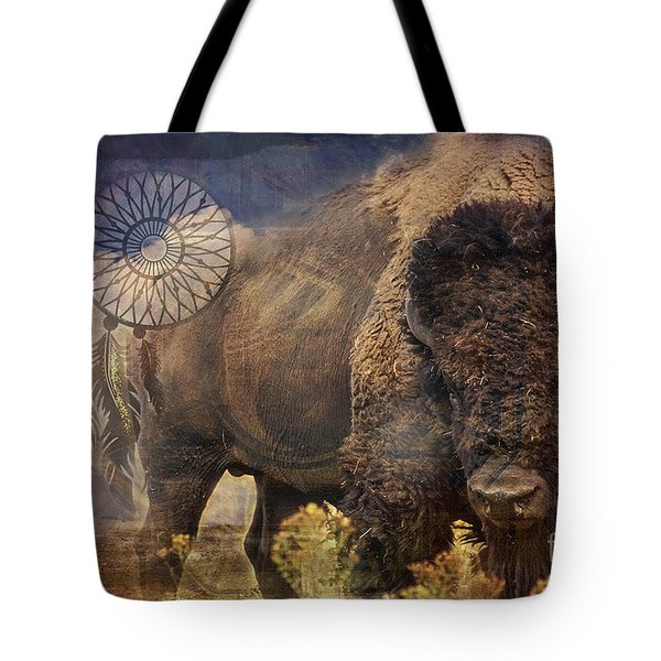 Buffalo Medicine 2015 Tote Bag