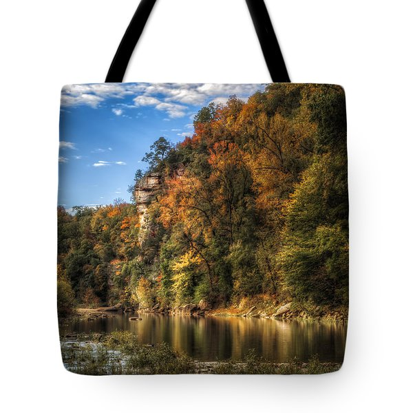 Buffalo National River Tote Bag