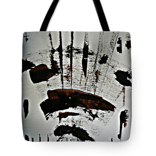 Buffalo Run Tote Bag
