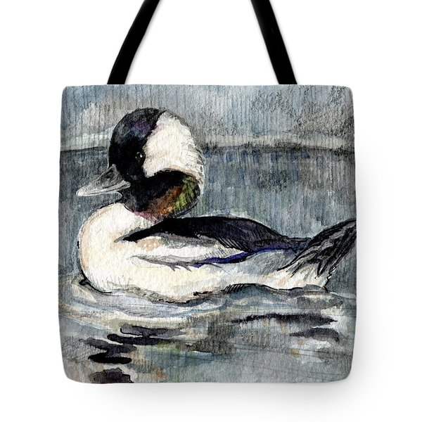 Bufflehead Tote Bag