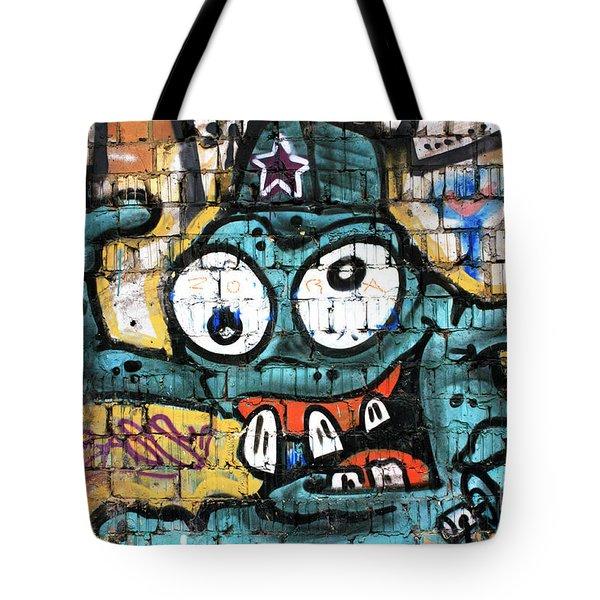 Bug-eyed In Berlin Tote Bag