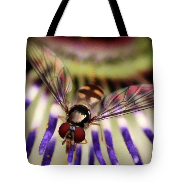 Bug Eyed Tote Bag