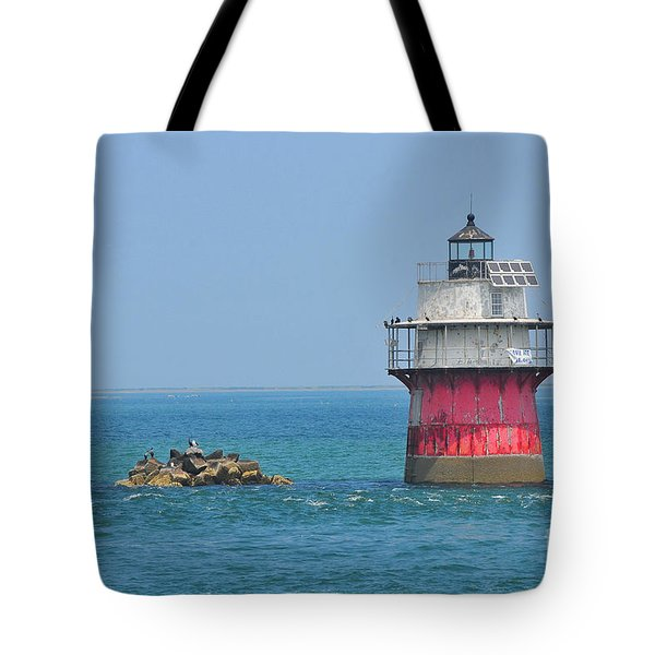 Bug Light Tote Bag by Catherine Reusch Daley