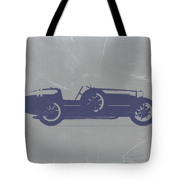 Bugatti Type 35 Tote Bag