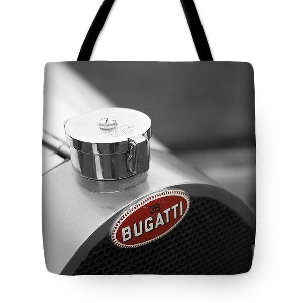 Bugatti Type 43 Tote Bag