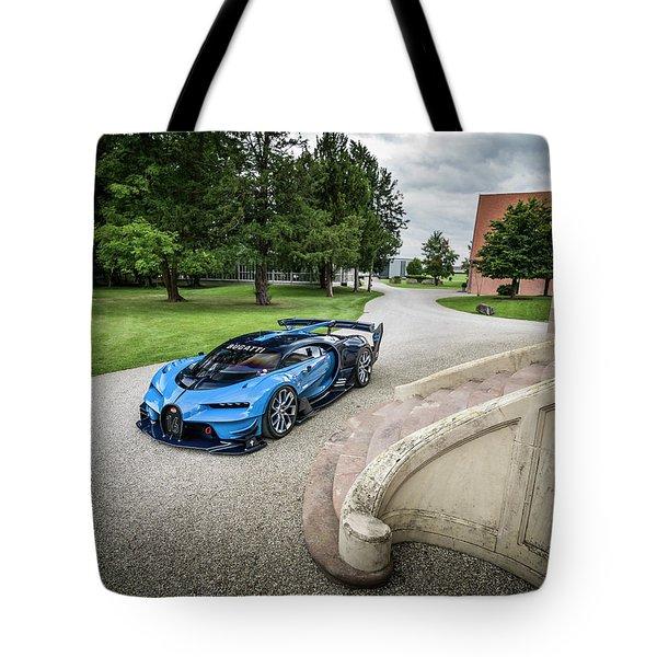 Bugatti Vision Gt Tote Bag