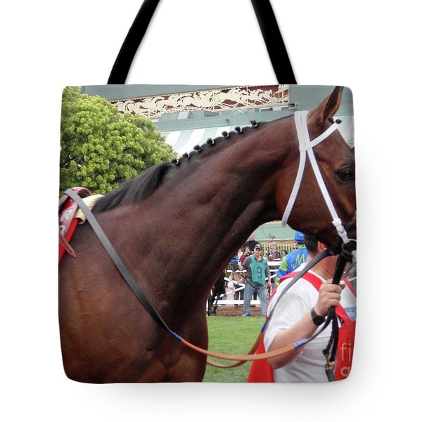 Bugle Call Tote Bag
