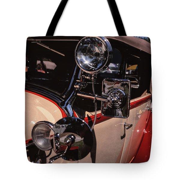 Buick Phaeton Tote Bag