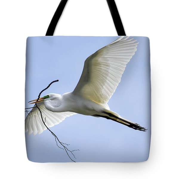 Building A Home Tote Bag by Gary Wightman