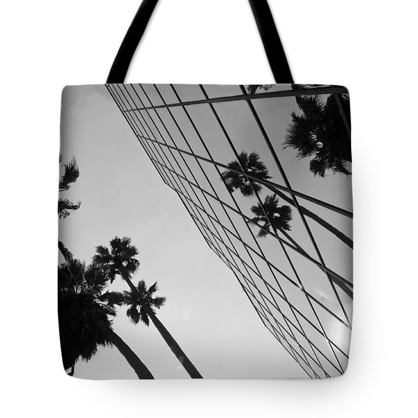 Building On Hollywood 3 Tote Bag