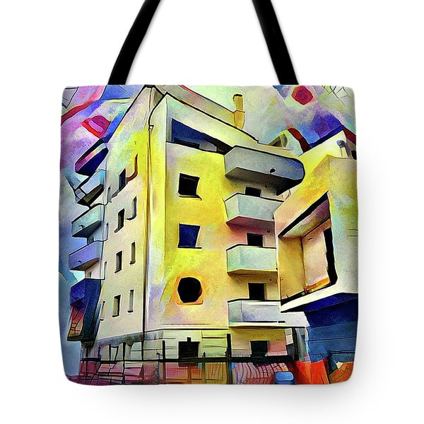 Building Site #1 Tote Bag