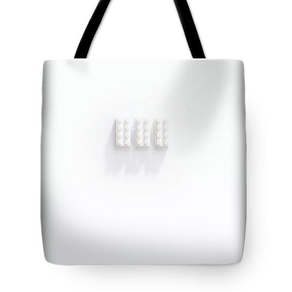 Builidng Blocks Tote Bag