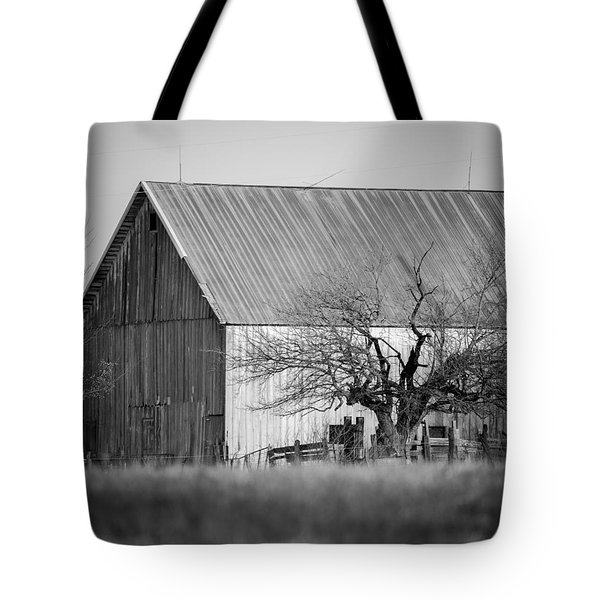 Tote Bag featuring the photograph Built To Last by Jeff Phillippi