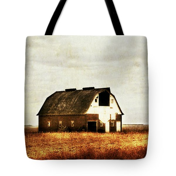 Tote Bag featuring the photograph Built To Last by Julie Hamilton