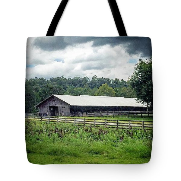 The Stable Tote Bag