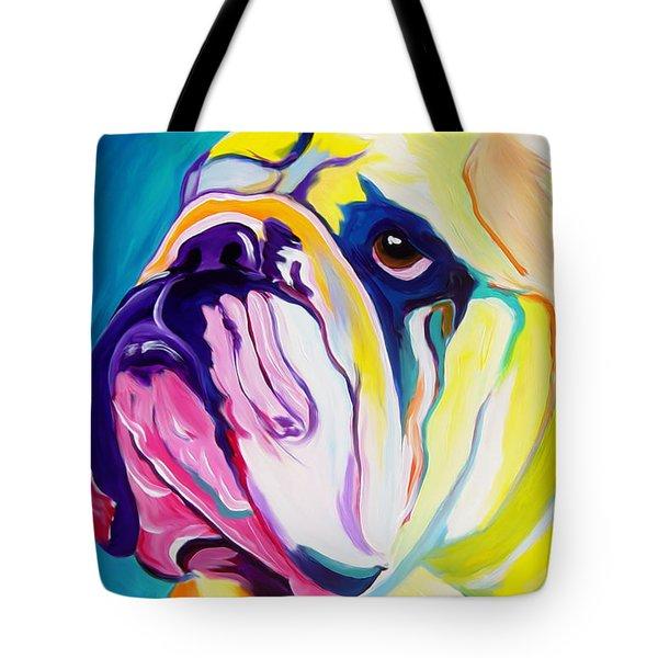 Bulldog - Bully Tote Bag