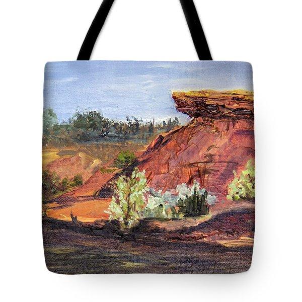 Bullock Reservoir Tote Bag