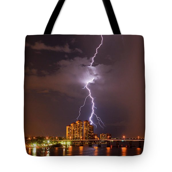 Bulls Eye 2 Tote Bag