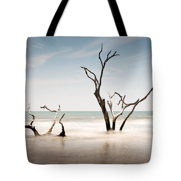 Bulls Island C-v Tote Bag