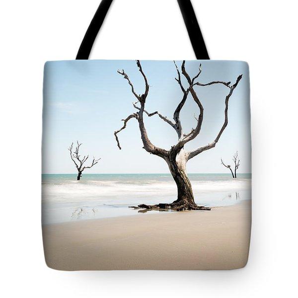 Bulls Island C-x Tote Bag