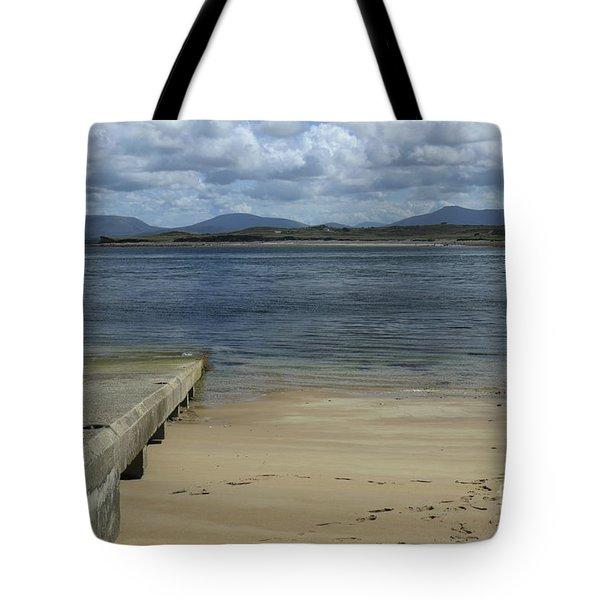 Bullsmouth Slipway Tote Bag