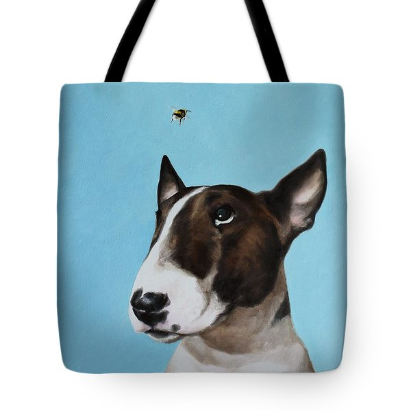 Bully And Bee Tote Bag