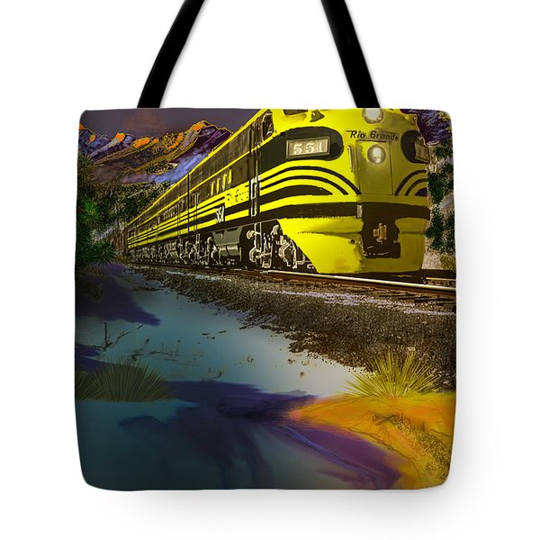 Bumble Bee F Unit Zephyr Tote Bag
