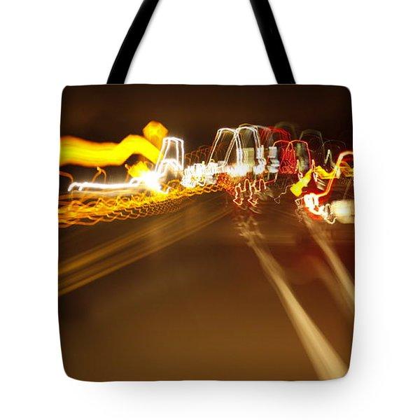 Bump Tote Bag