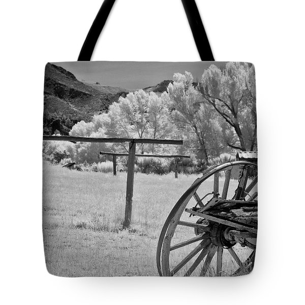 Bumpy Ride Tote Bag