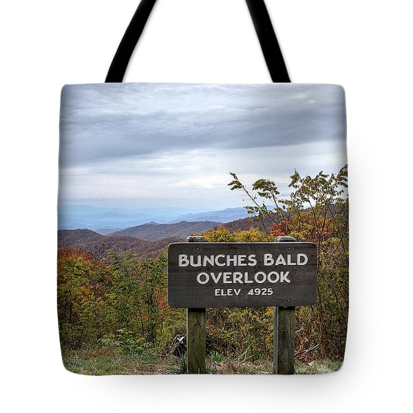 Bunches Bald Tote Bag