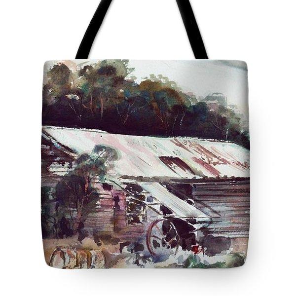 Buninyong Dairy Tote Bag