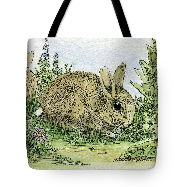 Bunnies Tote Bag