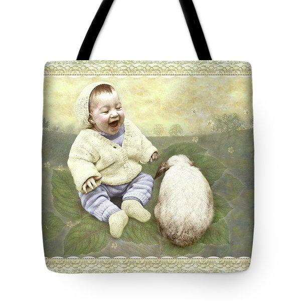 Funny Buddies Tote Bag
