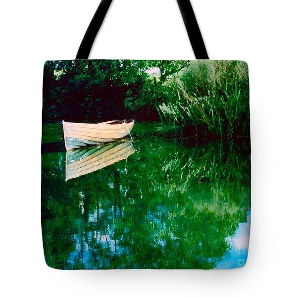 Bunratty Tote Bag by Tom Prendergast