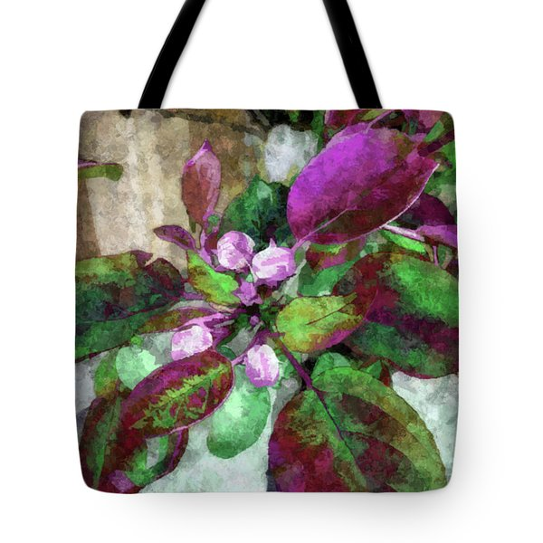 Buoyancy Of Nature Tote Bag