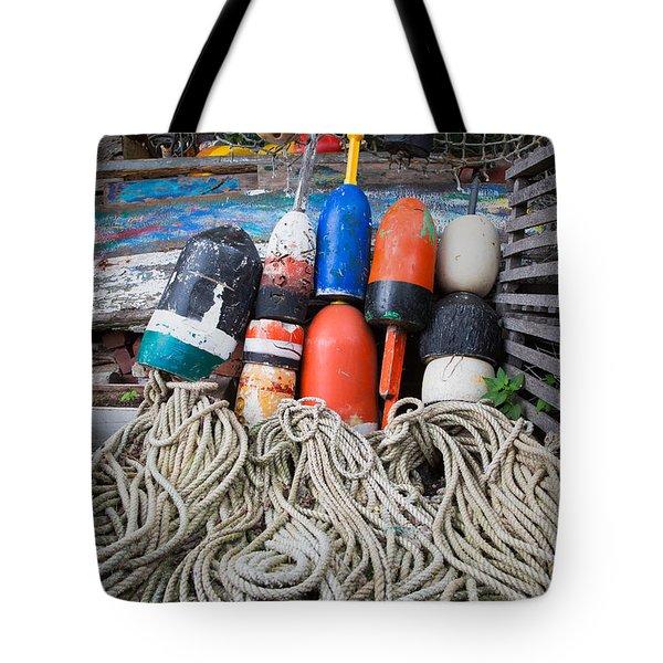 Buoys 2 Tote Bag