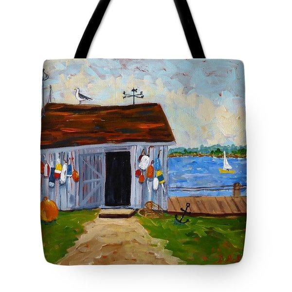 Buoys Will Be Buoys Tote Bag