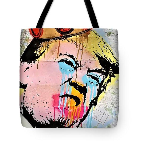 Burger King Trump Tote Bag