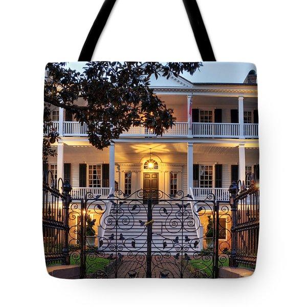 Burgwin Wright House Tote Bag