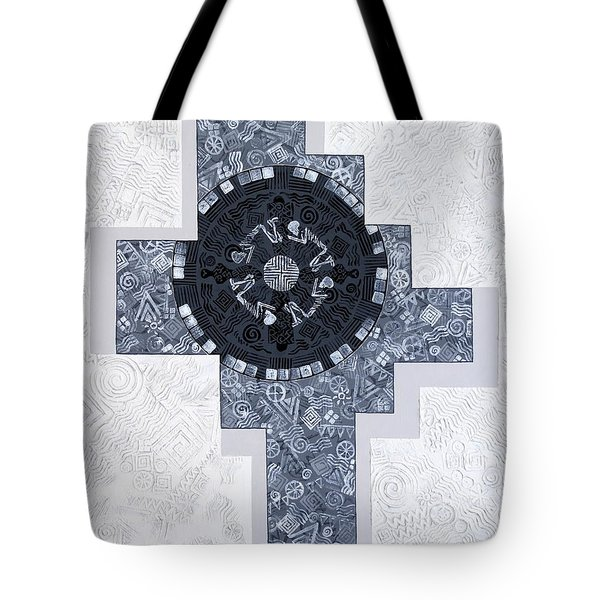 Burial Mound Tote Bag