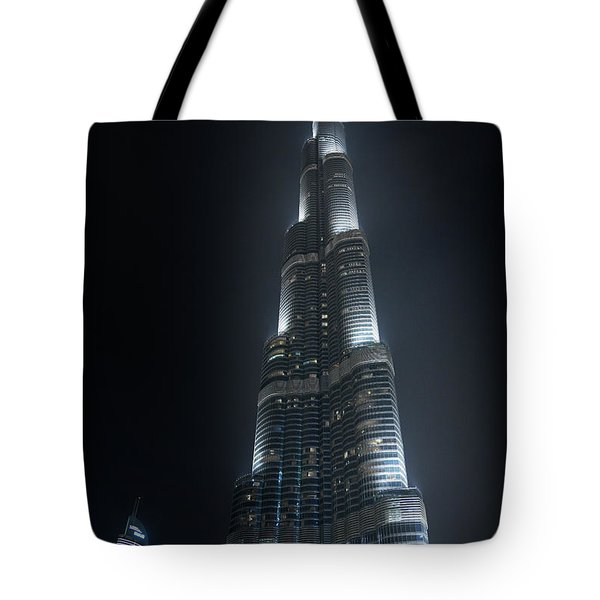 Burj Khalifa Tote Bag