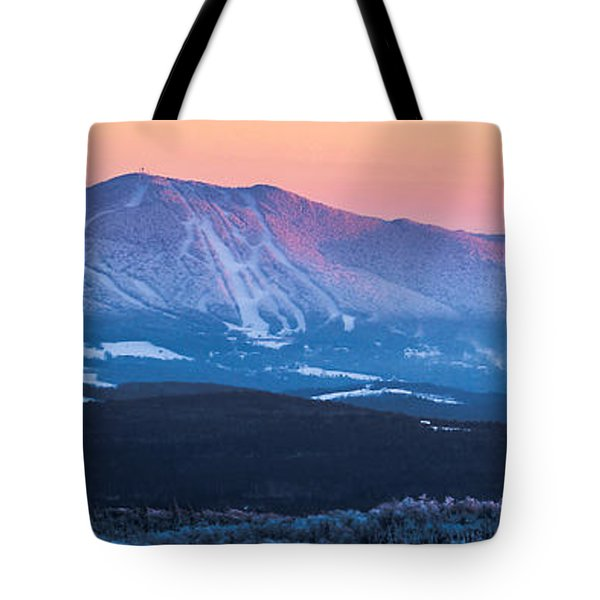 Burke To Moosilauke Tote Bag