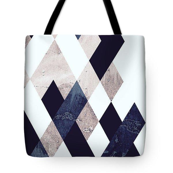 Burlesque Texture Tote Bag
