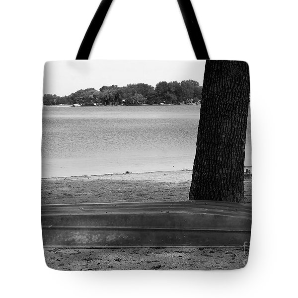 Tote Bag featuring the photograph Burlington by Ricky L Jones