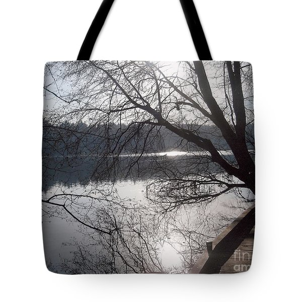 Burnaby Walk Tote Bag by Kim Prowse